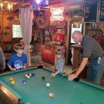 Gameroom-Billiards Anyone!
