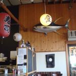 Interior - Takas Japanese Grill, Fort Bragg, CA