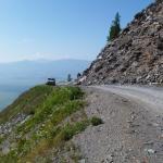 """""""Österreicher Weg"""" hinauf in den südlichen Altai"""