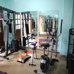 Gym Studio Free use for Hotel Guest