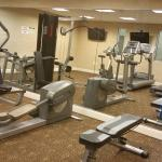 Fitness Room at Holiday Inn Columbus Downtown Capital Square