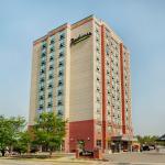 ラディソン ホテル キッチェナー ウォータールー