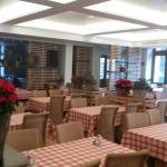 """la salle principale """"style trattoria"""""""