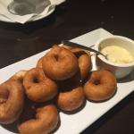 Thai Donuts With Sweet Cream
