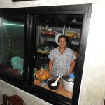 Chef de thai cuisine :-)