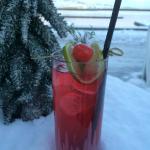Brennivín cocktail