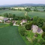 Eaton Manor Country Estate: Aerial View