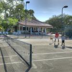 Tennis Club at Sea Horse Ranch, Cabarete, Dominican Republic