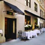 Cafe Boulud's Terrace Dining