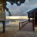 Beautiful afternoon at Palapa Papa's