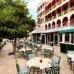 Porat Restaurant Terrace