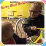 Berry Blast Yogurt Foto