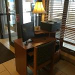 Guest Lobby Computer