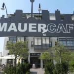 Mauer cafe Bernauer Strasse