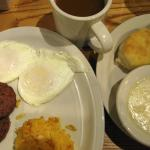 Cracker Barrel Old Timer's Breakfast