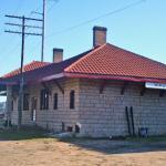 Waupaca Train Depot