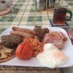 Breakfast Every morning