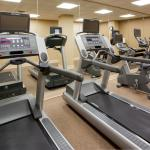 Work Out In Our Fitness Center