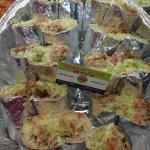 Catering in Burlington - Shawarma Wraps