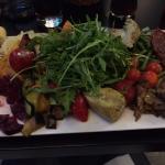 Vegetarian Antipasti