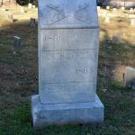 Marietta Confederate Cemetery Foto