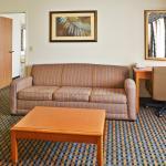 Jacuzzi Executive Suite Living Area