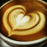 a love for coffee