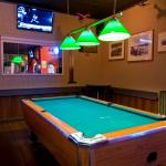 Pat's Pub & BrewHouse Pool Table
