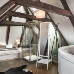 One Bedroom Duplex Apartment Attic