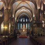 St. Mathias Church Bild