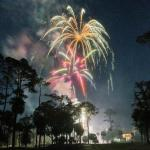Fourth of July on Fripp