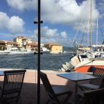View from Le Bateau Ivre