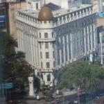 Vistas desde el Hotel Sevilla Palace