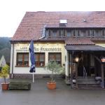 Foto van Landgasthaus Am Frauenstein