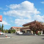 Econo Lodge Inn & Suites Bellingham Foto
