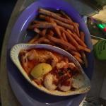 Scallops & Amazing Fries