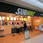 Subway Chubu Centrair International Airport