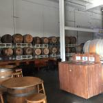 Back of  Tap Room