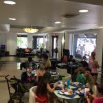 Lobby e café da manhã