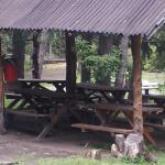 Zona de recreación Quincho y parrillas