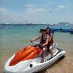 jet ski watersport