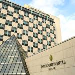 InterContinental® Berlin city west entrance and exterior