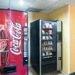 Vending area