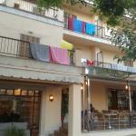 Hotel, Zimmer, Pool und Aussicht