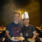 VIP`s zu Gast bei Freunden - der Chefkoch des Golden Thai