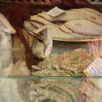 Pesce freschissimo in vendita