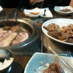 Lots of Food :)