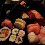 Sushi, Sashimi Set