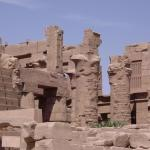 Foto di Tempio di Medinat Habu