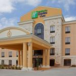 Photo de Holiday Inn Express Hotel & Suites Katy